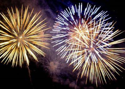 Platt Field Bonfire and Fireworks