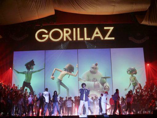 Gorillaz – Demon Dayz Festival