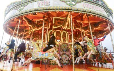 Yorkshire Wildlife Park – Christmas Fair