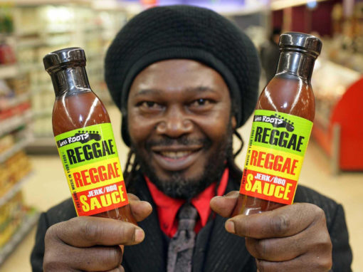 Levi Roots Experience