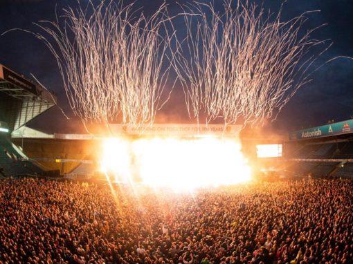 LUFC Centenary Concert 2019 featuring Kaiser Chiefs