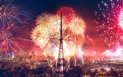 Crystal Palace Fireworks 2019