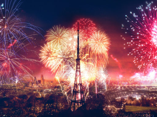 Crystal Palace Fireworks 2019